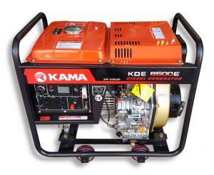 موتور برق کاما KAMA KDE6500E