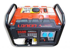 موتور برق لانسین مدل loncin 3500-A
